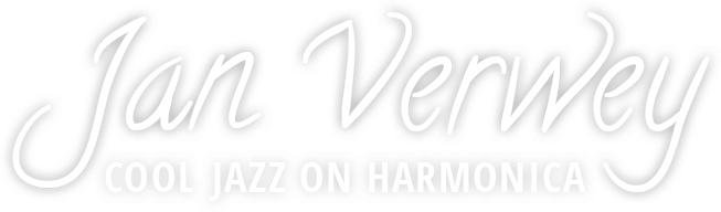 Jan Verwey Cool jazz on harmonica